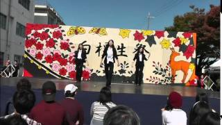 BODY FRIEND 奈良医大学祭2014 中尾美穂 検索動画 27