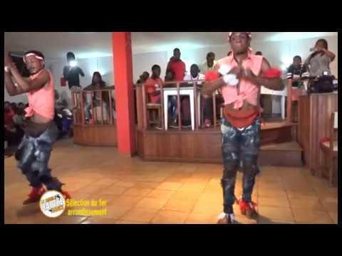 MANDJI BATTLE DANCE SELECTION 1 ER ARRONDISSEMENT DE Port-Gentil