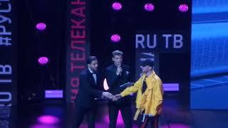 Егор Крид 8 Русская Музыкальная Премия Телеканала RU TV 26.05.2018