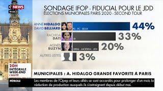 Municipales : Anne Hidalgo, Grande Favorite à Paris