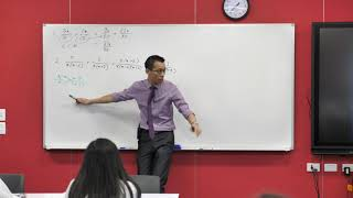 Algebraic Fractions (1 of 3: Why do they matter?)