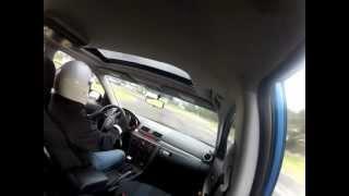 MAZDA 3 TURBOTEK vs BMW M3