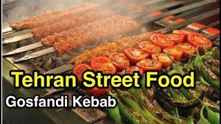 Chuloo Kebaba Iran | Tehran Street Food | Iran Street Food | Travel Tehran |