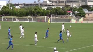 2016-6-12 クラブユースU-18東海大会決勝トーナメント 愛知FCvsJFAアカデミー 前半
