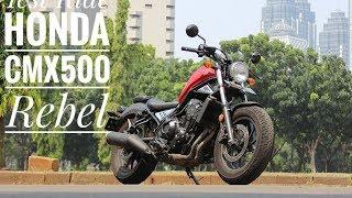Lebih Akrab dengan Honda CMX500 Rebel - Review Part 1