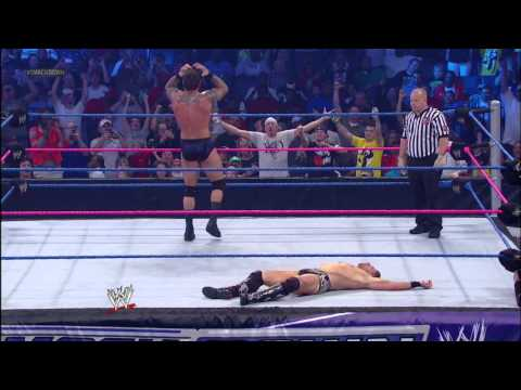 Randy Orton vs. The Miz: SmackDown, Oct. 19, 2012