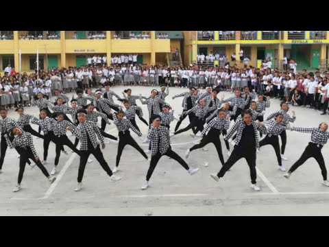 Grade 10 SSC Pascal - Hiphop Dance Performance (Champion) || Choreography by Parris Goebel
