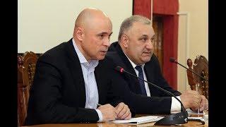 Игорь Артамонов высоко оценил уровень развития Чаплыгинского района