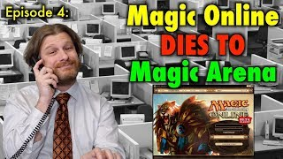 Dies To Removal Episode 4: Magic Online Dies To Magic Arena - A Magic: The Gathering Video Podcast