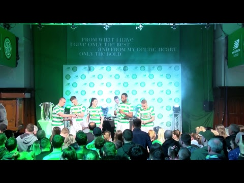 33b9eb736 Celtic FC -  OnlyTheBold  New Balance Football 2018 19 Home Kit Launch