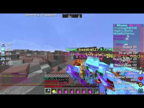 NATURES 4 Kills! On CosmicPvP (Cosmic Planet) Map 4 Ep 1 | Minecraft Factions |