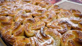 Обалденный творожный пирог который тает во рту / Простой рецепт пирога из творога
