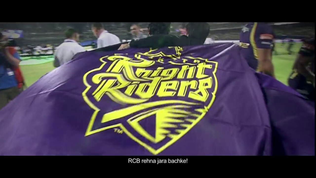 #VIVO IPL 2018 : RCB VS KKR PROMO | RCB VS KKR IPL 2018 ...