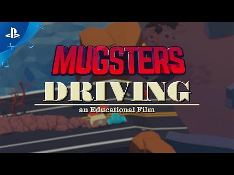 Mugsters - Vehicle Trailer | PS4