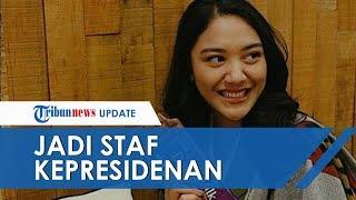 Anak Pengusaha Chairul Tanjung, Putri Tanjung Jadi Staf Khusus Kepresidenan Kategori Milenial