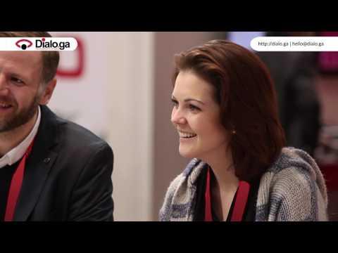 Dialoga at CCW 2017, Berlin