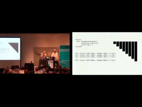 YOW! 2012 Brian Beckman & Erik Meijer - The Story of the Teapot in HTML