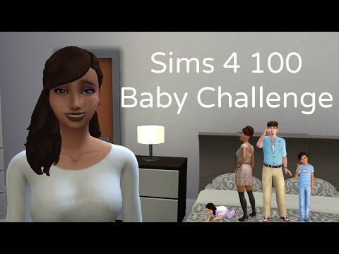 Sims 4 100 Baby Challenge Episode 3: Whisked Away - YouTube