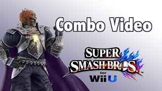 The King of Evil An SSB4 Ganondorf Combo Video