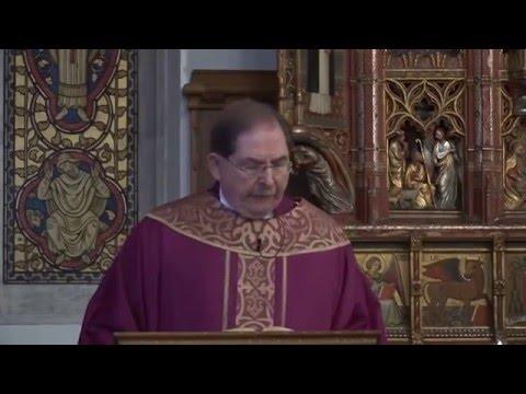 Sunday Catholic Mass - February 14, 2016