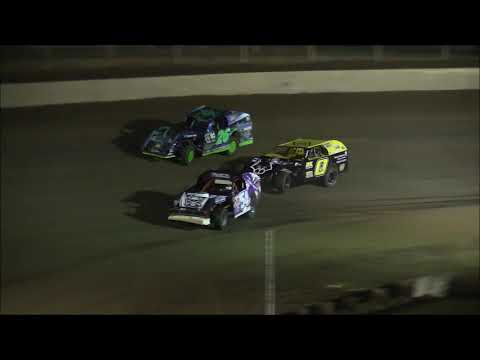 Sport Mod Heat #1 from Atomic Speedway, October 6th, 2018. - dirt track racing video image