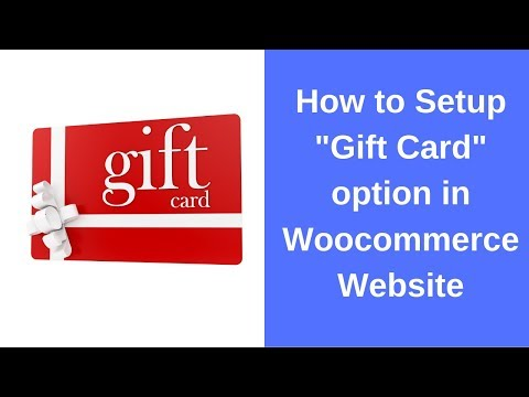 How to Setup Gift Card option in Woocommerce Website (Hindi) thumbnail