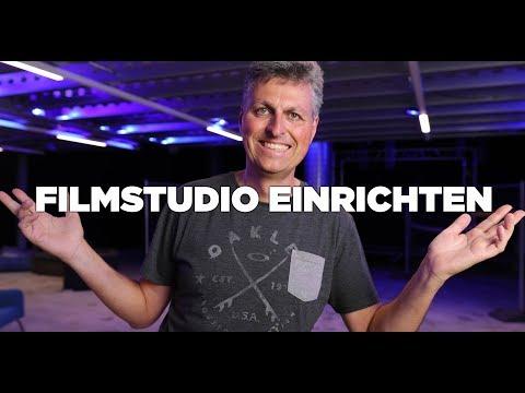 Ich Zeige Euch Mein Filmstudio   YouTube Studio Einrichten