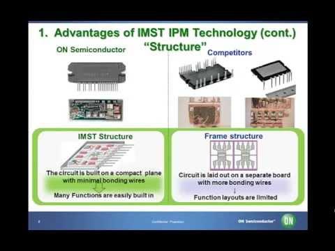 Intelligent Power Modules Ipms Amp Inverter Ipm Technology