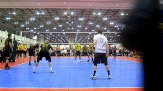 UW-Oshkosh vs University of Central Florida - NCVF 2012