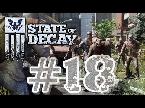 State Of Decay Ep 18 - Pussy Crotch Splitter
