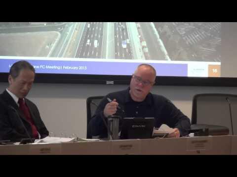 ACTC- I-580 Express Lane Committee - Feb 9, 2015
