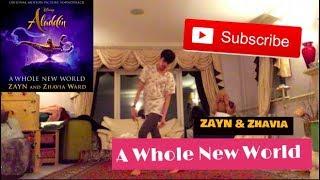 ZAYN, Zhavia Ward - A Whole New World |Dance choreography