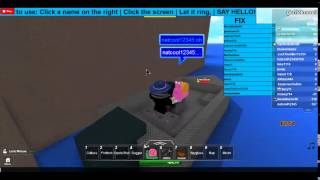ROBLOX one piece online boosting