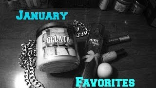 January Favorites|2014 Thumbnail