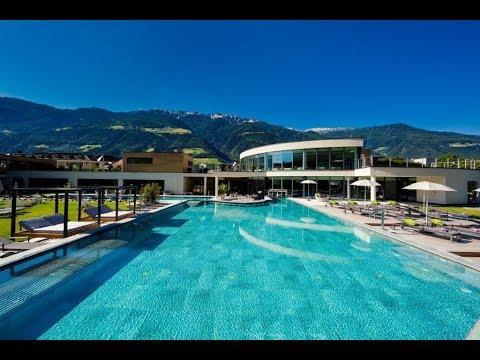Außenbereich des Hotel Prokulus - Video Thumbnail