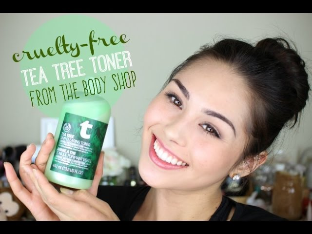 The Body Shop Tea Tree Oil Skin Clearing Face Toner: Hit or Miss? | My Beauty Bunny