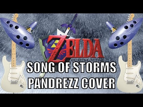 ZELDA : SONG OF STORMS - LOOP COVER (Music Only)