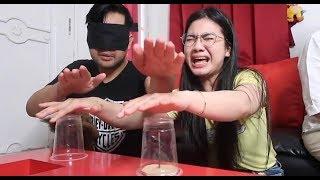 FELI DIKERJAIN PESULAP ! TANGAN AMPIR BOLONG ! | Felicya Angellista