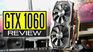 ZOTAC GTX 1060 Review - Is It Faster Than The GTX 980?