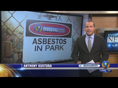 town-of-davidson-to-begin-monitoring-air-after-soil-tests-positive-for-asbestos-at-park