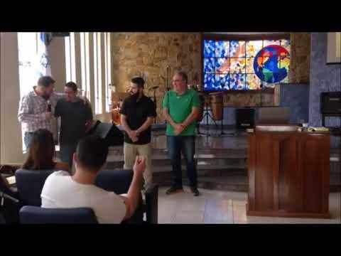 Seminário Dons Motivacionais Igreja Cca Parte 2 4 Youtube