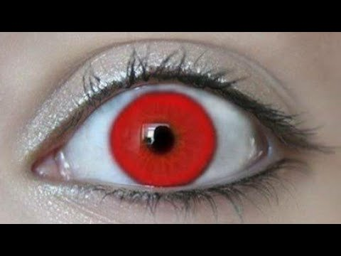Kırmızı göz subliminal (çok güçlü) kalıcı + türkçe olumlama
