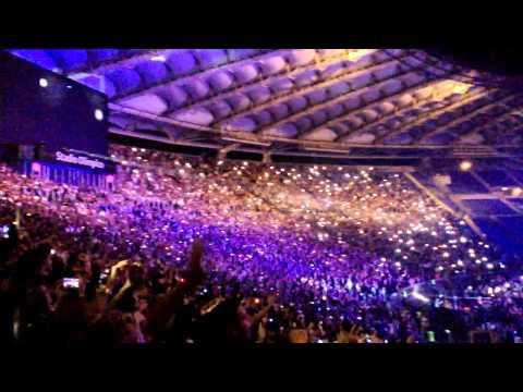 Antonello Venditti - Roma Capoccia live @ Stadio Olimpico 05-09-2015