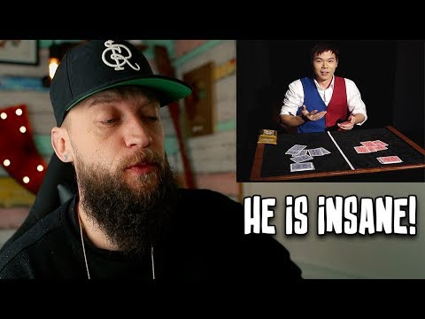 Magician Reacts to MIND BLOWING Magic Act!!