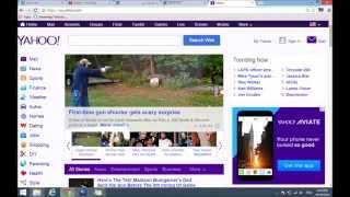 Erstellen Yahoo Mail