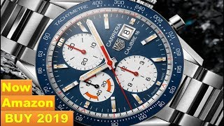 Top 7 Best Tag Heuer Watch Buy On Amazon 2019