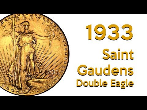 The Rarest Coin In The World 😱 Saint-Gaudens Sold At 🔨 7.9 Million Dollars