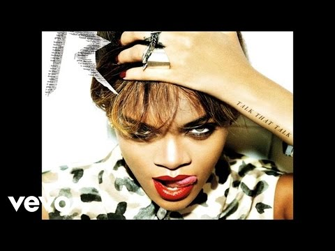 Rihanna – Where Have You Been (Audio)
