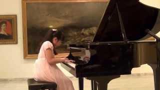 Celestine Yoong Age12 played Ravel Le Tombeau De Couperin- IV Rigaudon.
