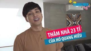 Đột nhập căn nhà 23 tỉ đồng của ca sĩ Hồ Quang Hiếu - phát hiện nhiều góc sống ảo